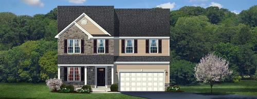 The Crossings of Bucks County by Ryan Homes in Philadelphia Pennsylvania