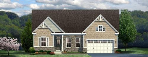Camargo Club at Heritage Hills by Ryan Homes in Indianapolis Indiana