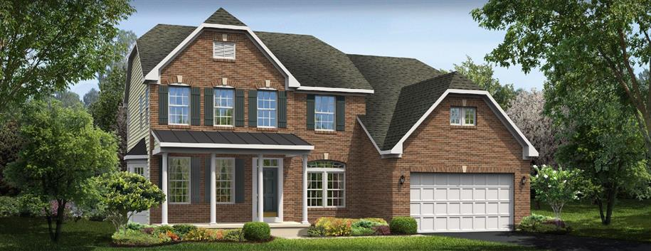 Oberlin Terrace - Estates At Lee's Parke: Fredericksburg, VA - Ryan Homes