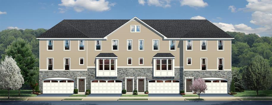 Wexford - Regency Court: Cherry Hill, NJ - Ryan Homes