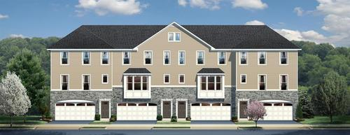 Regency Court by Ryan Homes in Philadelphia Pennsylvania