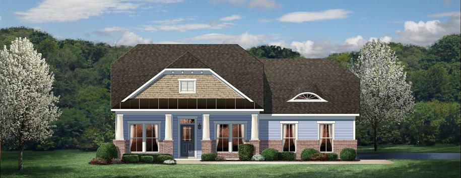 Winterbrook - Woodland Creek: Travelers Rest, SC - Ryan Homes