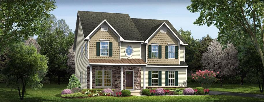 Naples - Twin Creeks: Simpsonville, SC - Ryan Homes
