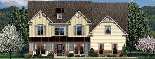 Greystone by Ryan Homes in Greenville-Spartanburg South Carolina