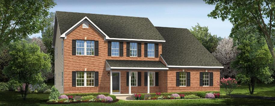Verona - The Estates At Saint Anne's: Middletown, DE - Ryan Homes