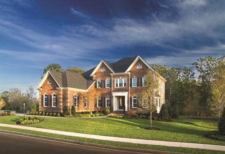 Clifton Park II - The Summit at Copper Ridge: Davidsonville, MD - NVHomes