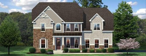 Bishops Grant by Ryan Homes in Raleigh-Durham-Chapel Hill North Carolina