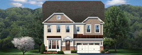 Berewick - Single Family Homes by Ryan Homes in Greenville-Spartanburg South Carolina