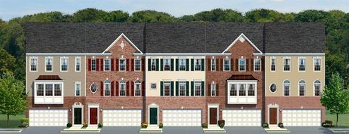 The Reserve at Marlton by Ryan Homes in Philadelphia Pennsylvania