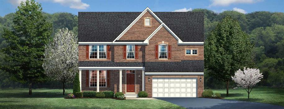 Dunkirk - Villages of Winding Creek- The Legacy/The Falls: Springboro, OH - Ryan Homes