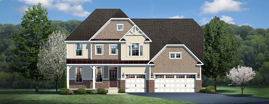 Landon - River Trace: Seven Hills, OH - Ryan Homes