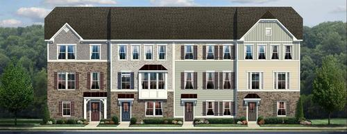 Villages of Apex by Ryan Homes in Raleigh-Durham-Chapel Hill North Carolina