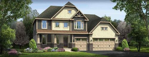 Amberwood by Ryan Homes in Cleveland Ohio