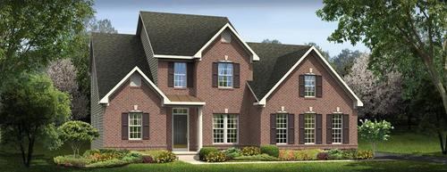 Walden Ponds The Fairways by Ryan Homes in Cincinnati Ohio