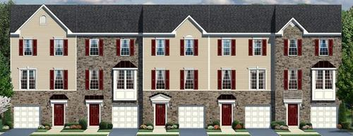 Villages at Parke Place by Ryan Homes in Philadelphia Pennsylvania