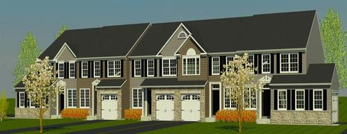 Springfield Manor by Ryan Homes in Philadelphia New Jersey