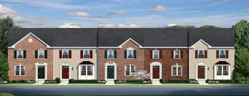 Clarksburg Village Townhomes by Ryan Homes in Washington District of Columbia
