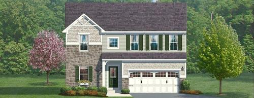 Dover Highlands Villages by Ryan Homes in Cleveland Ohio