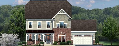 Vermillion by Ryan Homes in Charlotte North Carolina