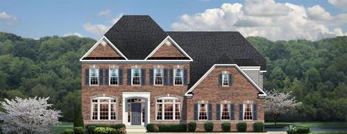 house for sale in Crossland at the Canal by Ryan Homes