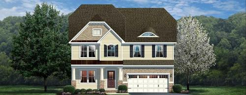 Lionsgate by Ryan Homes in Raleigh-Durham-Chapel Hill North Carolina