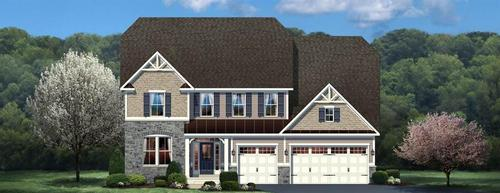 Woodland Chase by Ryan Homes in Greenville-Spartanburg South Carolina