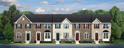 Lafayette Crossing by Ryan Homes in Washington District of Columbia