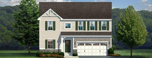Springbrook by Ryan Homes in Cleveland Ohio