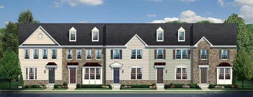 Carrington Ridge by Ryan Homes in Charlotte North Carolina