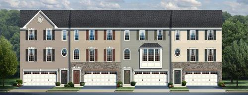 Traditions at Pike Creek by Ryan Homes in Philadelphia Pennsylvania