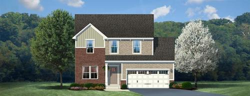 Meadowbrook Farm by Ryan Homes in Richmond-Petersburg Virginia