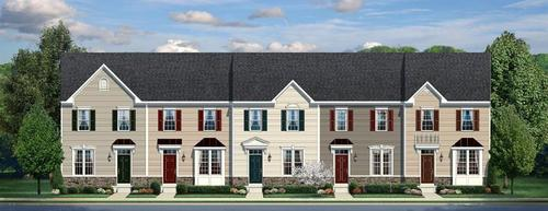 Fillmore Village by Ryan Homes in Philadelphia Pennsylvania