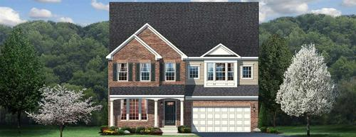 The Preserve at Montgomery at New Hanover Town Center by Ryan Homes in Philadelphia Pennsylvania