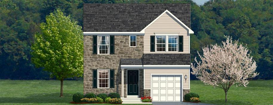 Sorrento - Waterbury- Stonegate: North Ridgeville, OH - Ryan Homes