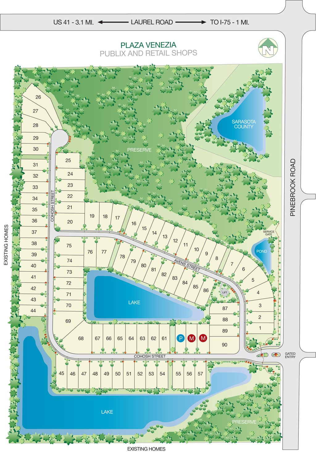 New Homes North Venice Windwood Neal Communities