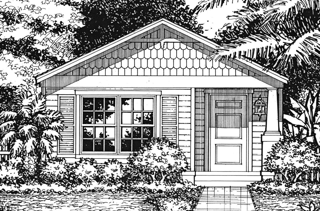Rose Cottage 2
