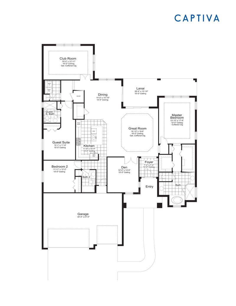 Interactive floor plans home builder house design plans for Interactive floor plans