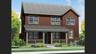 Crimzen home plan by thrive home builders in z e n for Thrive homes denver