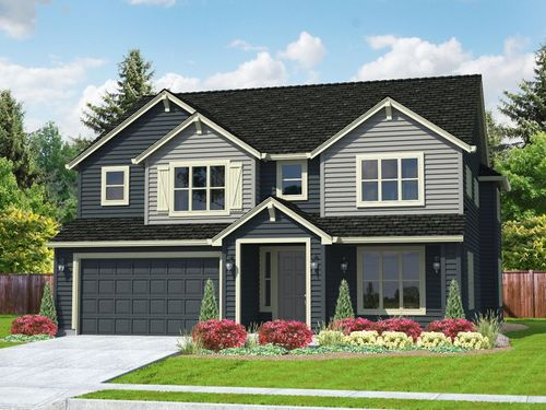 Build On Your Lot - Portland by New Tradition Homes in Portland-Vancouver Oregon
