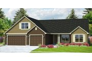 Kent 2 - Paradise Estates: West Richland, WA - New Tradition Homes