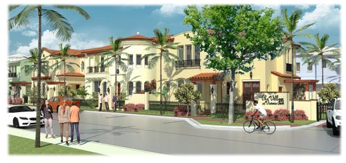 The Village at Victoria Park by New Urban Communities in Broward County-Ft. Lauderdale Florida