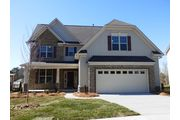 Hudson  - Kensington Forest: Harrisburg, NC - Niblock Homes