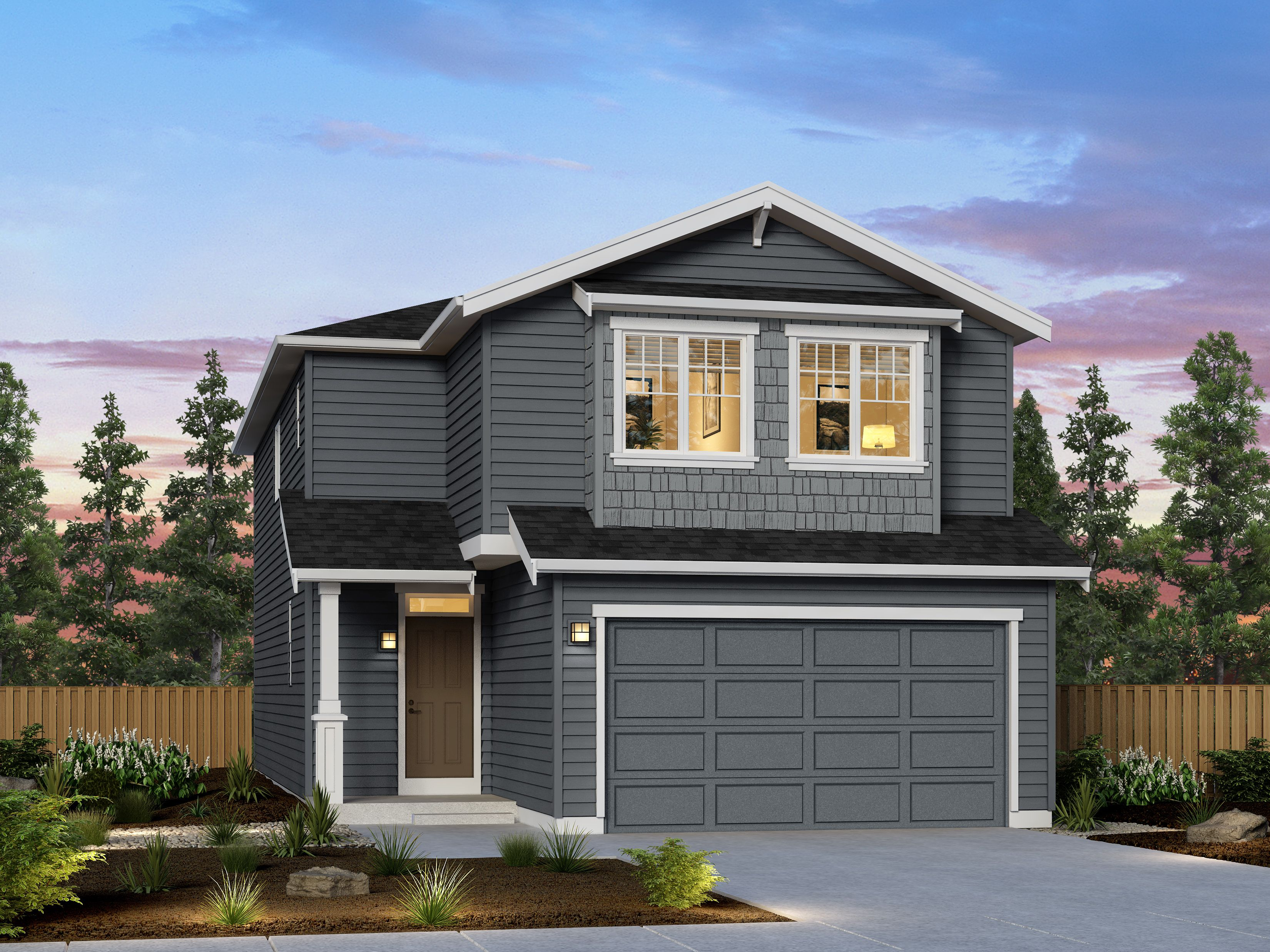 Emerald Pointe New Homes In Puyallup Wa By Oakpointe