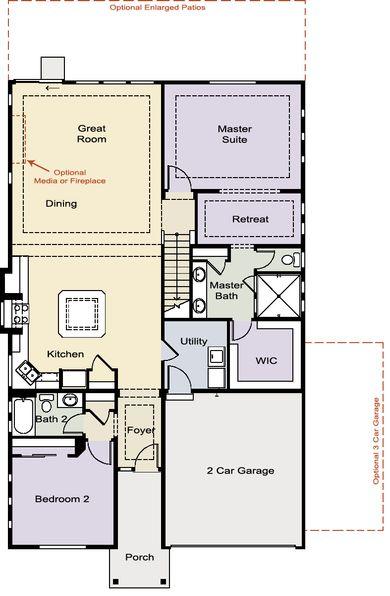 Telluride 1st Floor
