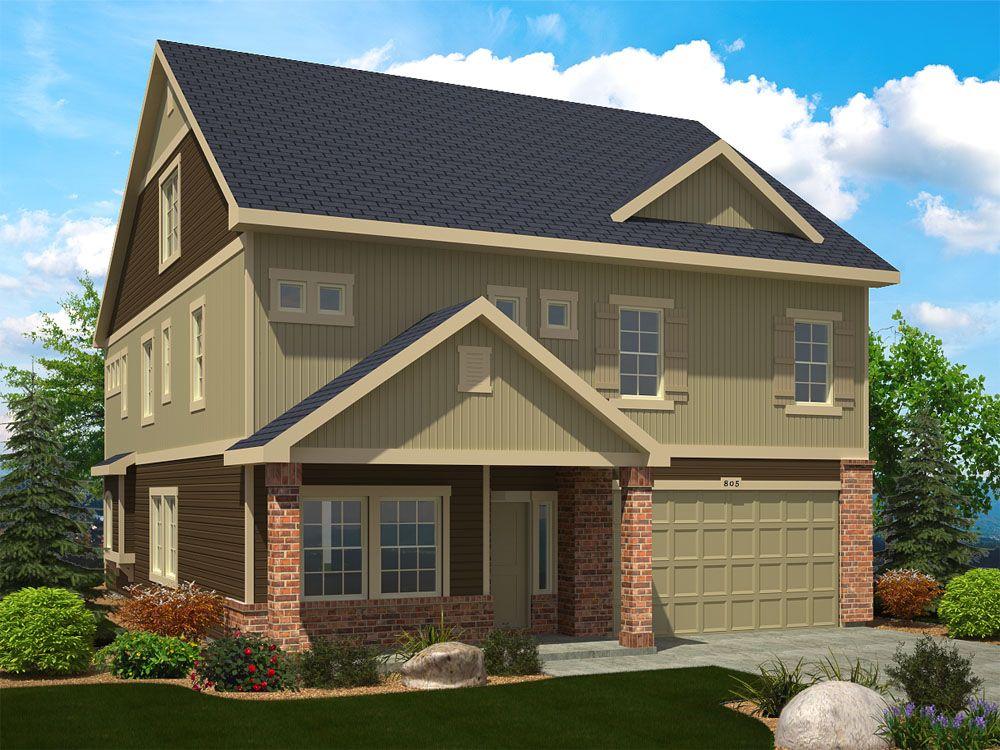 oakwood homes cumberland green telluride 954030 fountain co new home for sale homegain