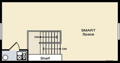 Gunnison 2nd Floor Smart Space