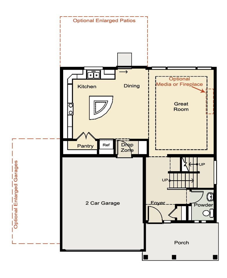 Oakwood Homes Oakwood Homes Vail Floor Plan