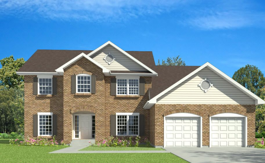 Single Family for Sale at Washington Trace - The Devon 997 Sweeney Drive Dayton, Ohio 45458 United States