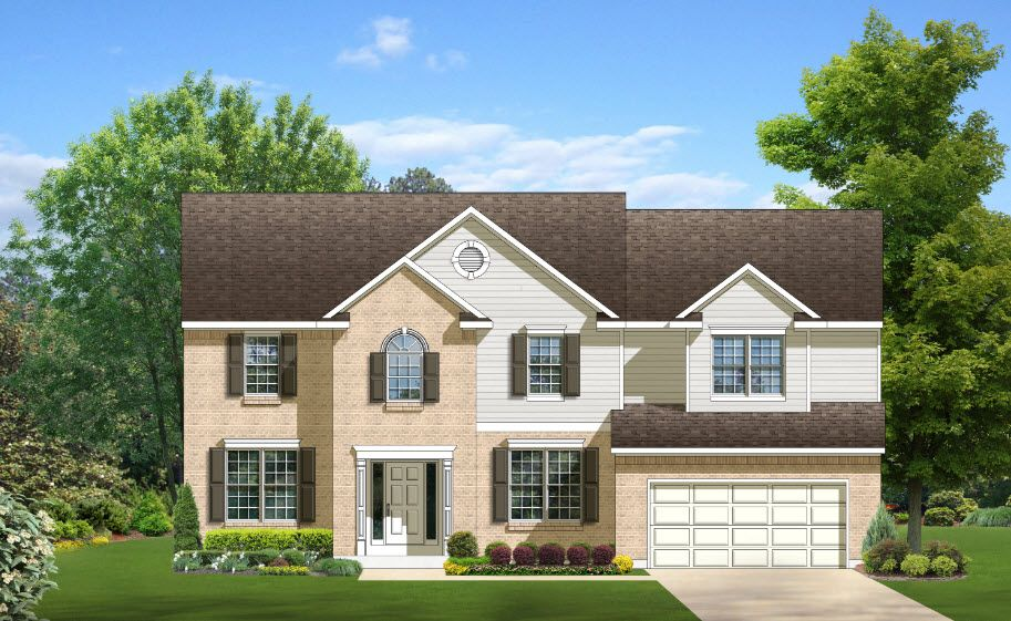 Single Family for Sale at Washington Trace - The Lancaster Ii 997 Sweeney Drive Dayton, Ohio 45458 United States