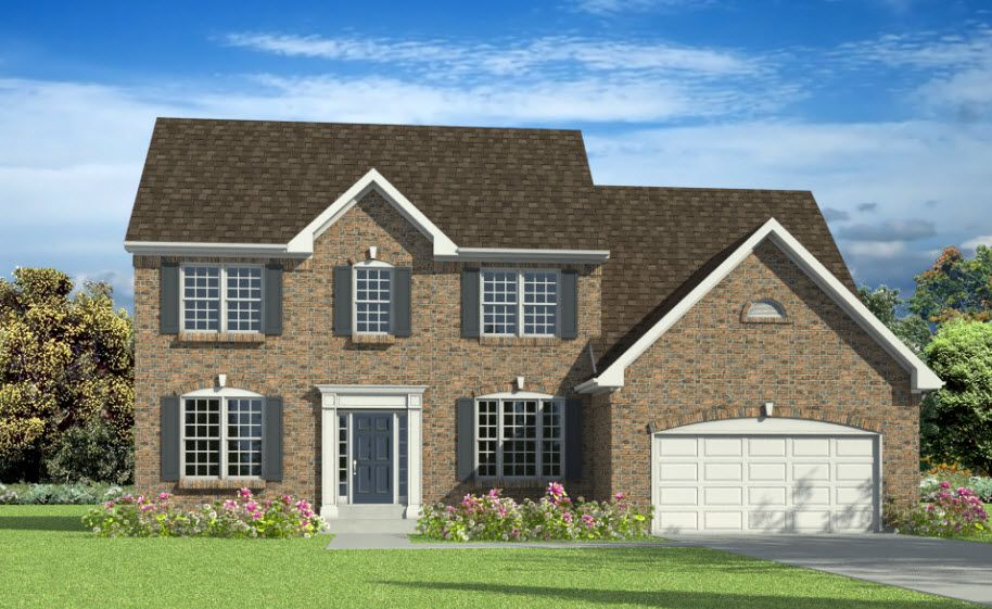 Single Family for Sale at Washington Trace - The Willshire 997 Sweeney Drive Dayton, Ohio 45458 United States